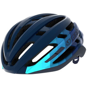 Giro Agilis Casco, matte iceberg/midnight bars